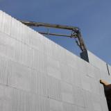 betonozás betonpumpával