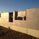 bennmaradó hőszigetelő zsaluzat isoshell falazóelem c