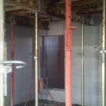 egerszalókon isoshell iss 30-as falszerkezetű fokozottan energiatakaréko sorház épül az elemeket gépi betonozással készítik a hőszigetelt falrendszer kivitelezése c
