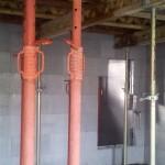 egerszalókon isoshell iss 30-as falszerkezetű fokozottan energiatakaréko sorház épül az elemeket gépi betonozással készítik a hőszigetelt falrendszer kivitelezése d