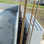 hőszigetelt falszerkezet passív isoshell elemekből gépi betonozással energiatakarékos neoppor h