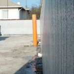 hőszigetelt falszerkezet passív isoshell elemekből gépi betonozással energiatakarékos neoppor l