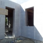 isoshell falazat g bejárat