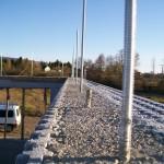 passív falelem hőszigetelt zsalurendszer isoshell icg szerkezet szerkezet építése a tetőszerkezet falazás munkák vége  k