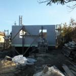 veszprém isoshell falszerkezetű energiatakarékos családi ház építése a