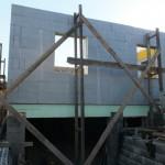 veszprém isoshell falszerkezetű energiatakarékos családi ház építése b