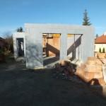 veszprém isoshell falszerkezetű energiatakarékos családi ház építése e