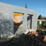 veszprém isoshell falszerkezetű energiatakarékos családi ház építése f