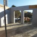 veszprém isoshell falszerkezetű energiatakarékos családi ház építése i