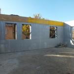 veszprém isoshell falszerkezetű energiatakarékos családi ház építése k