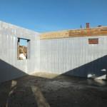veszprém isoshell falszerkezetű energiatakarékos családi ház építése l
